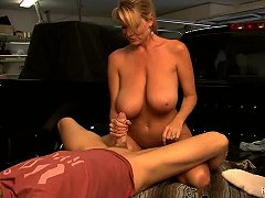 Kelly Madison - REAL ALL NATURAL 34FF TITTIES!