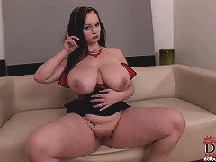 Denisa Fione :  Single  : Free video gallery : DDF Busty - Big Boobs, Gianna Michaels, Titty Fucked, Big Tits, Caylian Curtis,Big Breast , Laura M, Busty Babes, Peach :: The Webs Hottest Busty Babes !! The Only Big Breast Site You Will Ever Need  Single