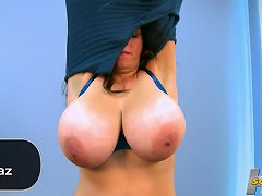 Biggest Breasts In The World - Only at ScoreHD.com