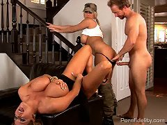 PornFidelity.com - The couple that plays together, stays together!